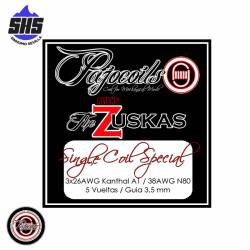 The ZusKas (Single Coil) By Pajocoils