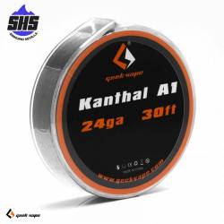 Bobinas/Wire Kanthal A1 By...