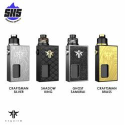 Requiem BF Kit Ghost Samurai By El Mono Vapeador x Vandy Vape
