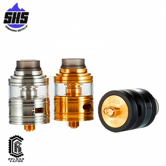 Reload S RTA by Vapor Usa