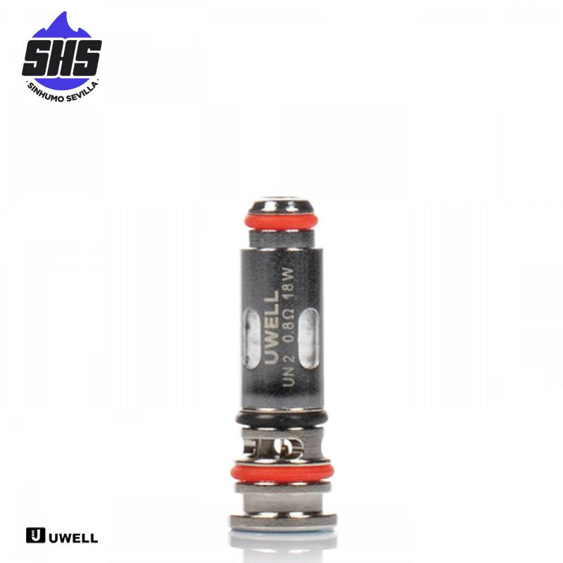 Resistencias para Whirl S by Uwell