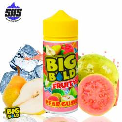 Fruity Pear Guava 100ml by Big Bold