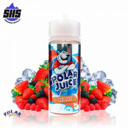 Red Ice 100ml By Polar Juice