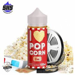 I Love Popcorn 100ml By Mad Hatter Juice