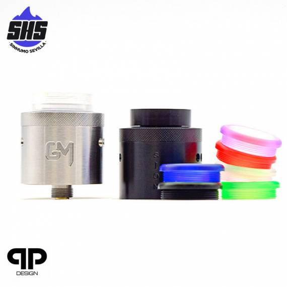 Sion RDA (Limited Edition) By QP Desing x GM Mods