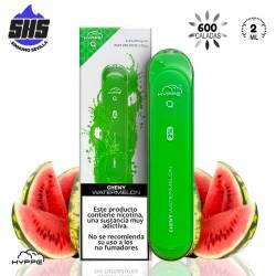 Pod desechable Q20 Chewy Watermelon 20mg by Hyppe Plus