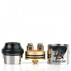 Riot RDA - Anarchist and DigiFlavor
