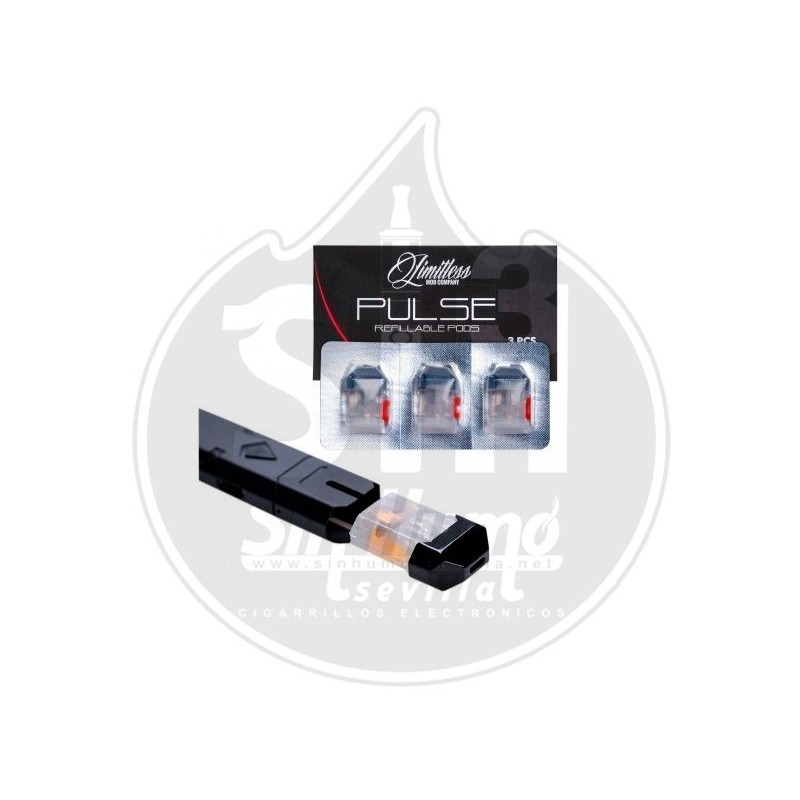 Cartucho Pulse 2ml - Limitless