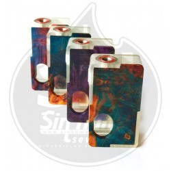 Aurora Squonker BF Stabilized Wood - YILOONG VAPE