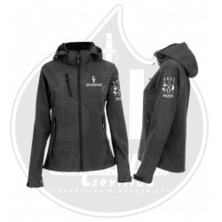 Essential Jackets Feelvaper Mujer Gris - Supervapers