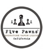 Five Pawns E-liquids| Orchard Blends | SINHUMO SEVILLA VAPE SHOP