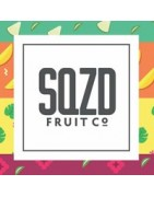 Líquidos SQZD Fruit Co E-liquids